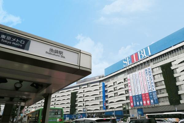 池袋駅SEIBU