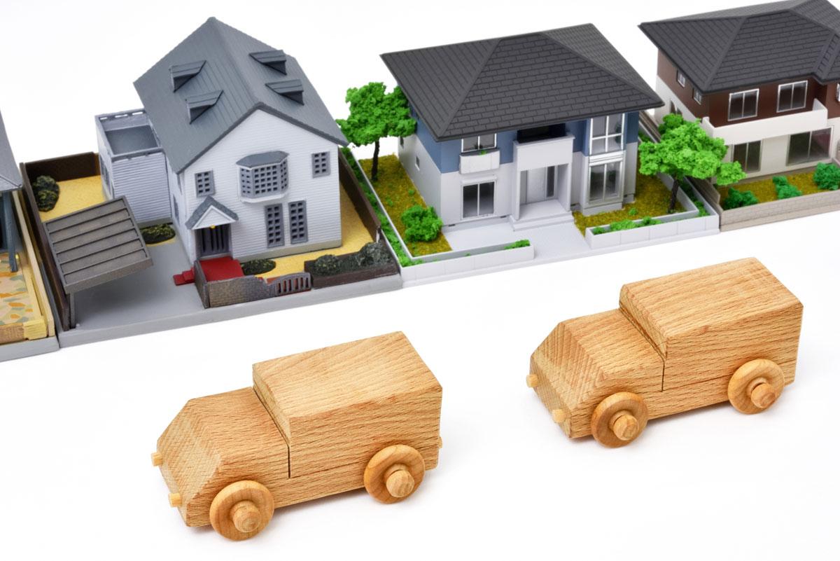 引っ越し業者の比較「大手」と「中小」