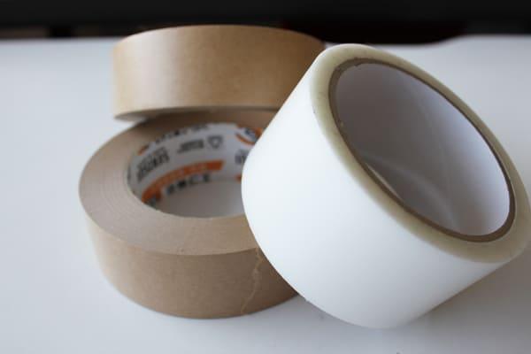 ガムテープの種類
